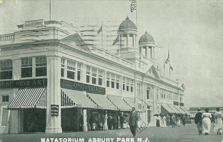 Postmarked October 6, 1911