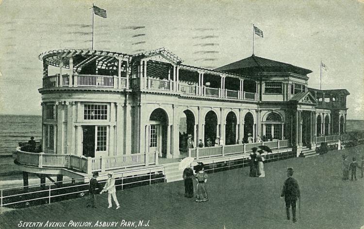 7th Avenue Pavilion