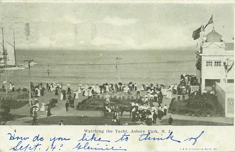 Postmarked September 3, 1908