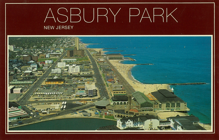 Boardwalk Aerial View