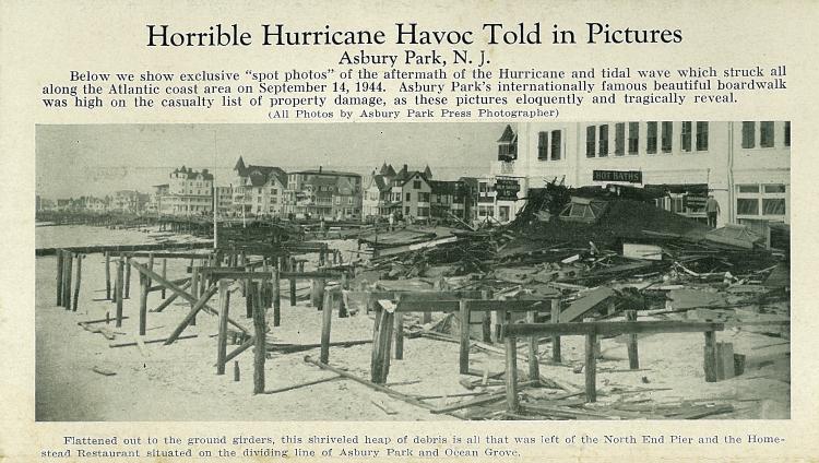 The Hurricane of 1944