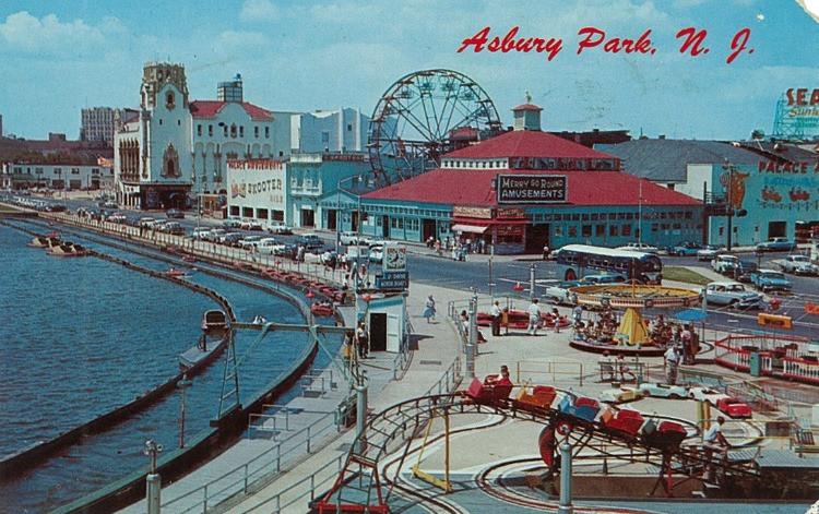 Postmarked July 22, 1960