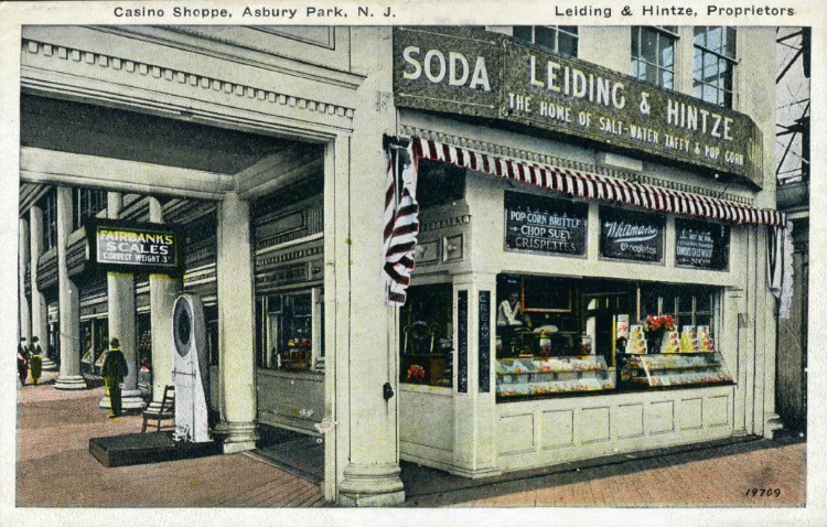 Leiding & Hintze Soda Shoppe