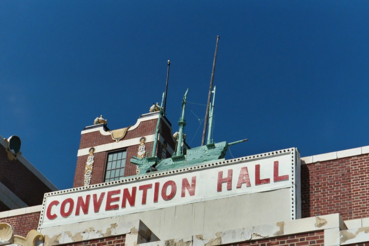 The Convention Hall