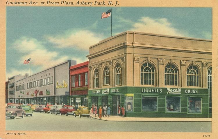 Cookman Avenue
