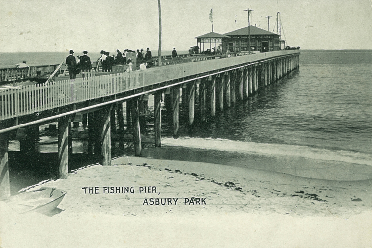 The Fishing Pier, Asbury Park