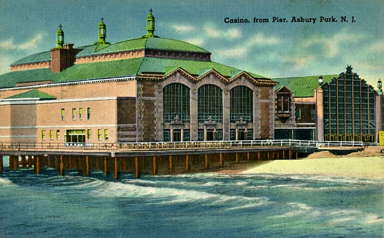 The Casino, Asbury Park
