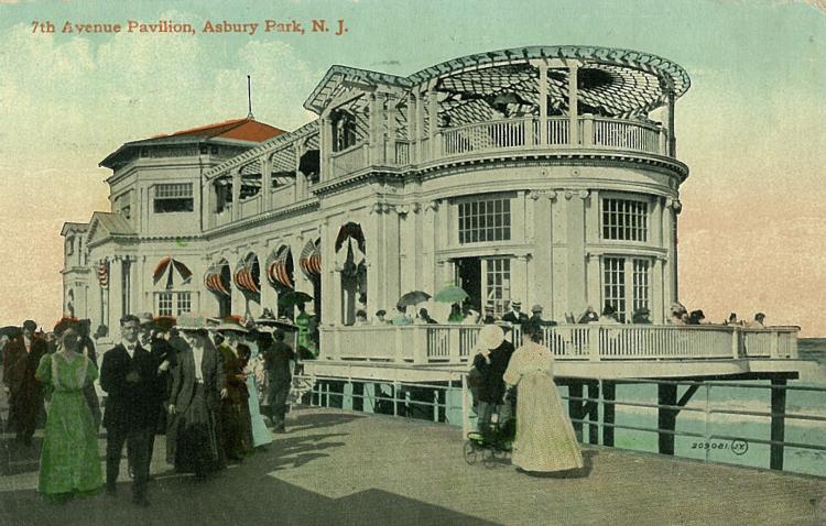 The Seventh Avenue Pavilion