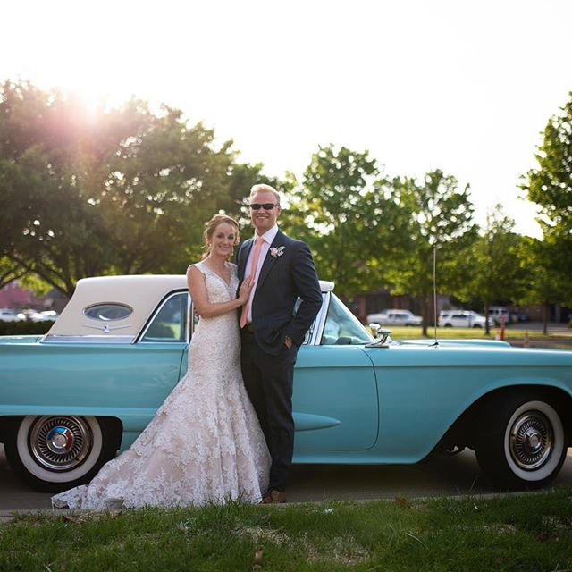 Such a beautiful wedding for Megan and Zach at the Luther F. Carson Four Rivers Center in Paducah, KY.