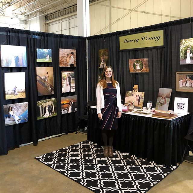 Make sure to come visit us today at the Pink Bride Wedding Show! #pinkbrideweddingshow #pinkbride #weddingphotography #weddingshow #pinkbridememphis #memphisweddingphotography #memphiswedding #memphisweddings