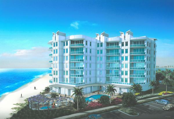 Sand Key Beach, Florida