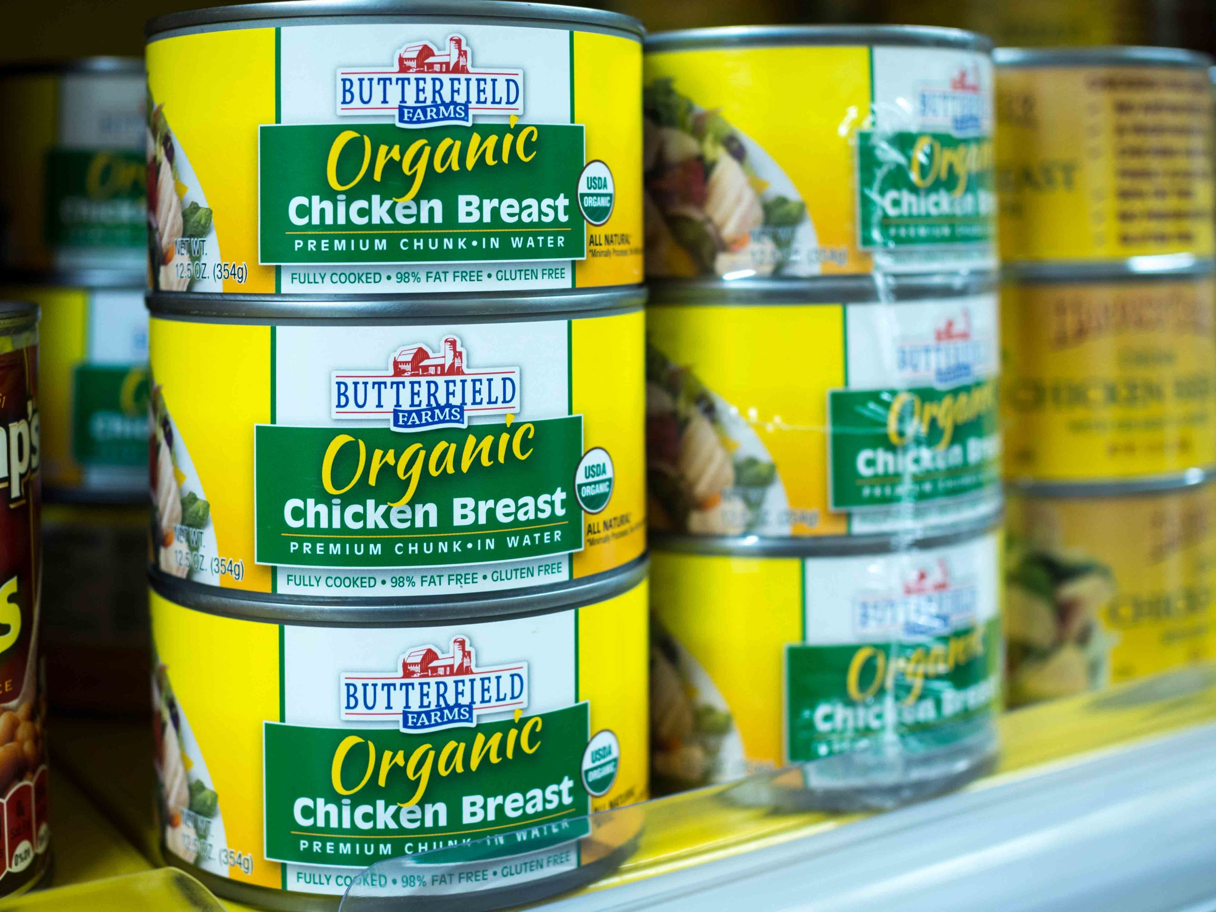 Butterfield Organic Chicken Breast