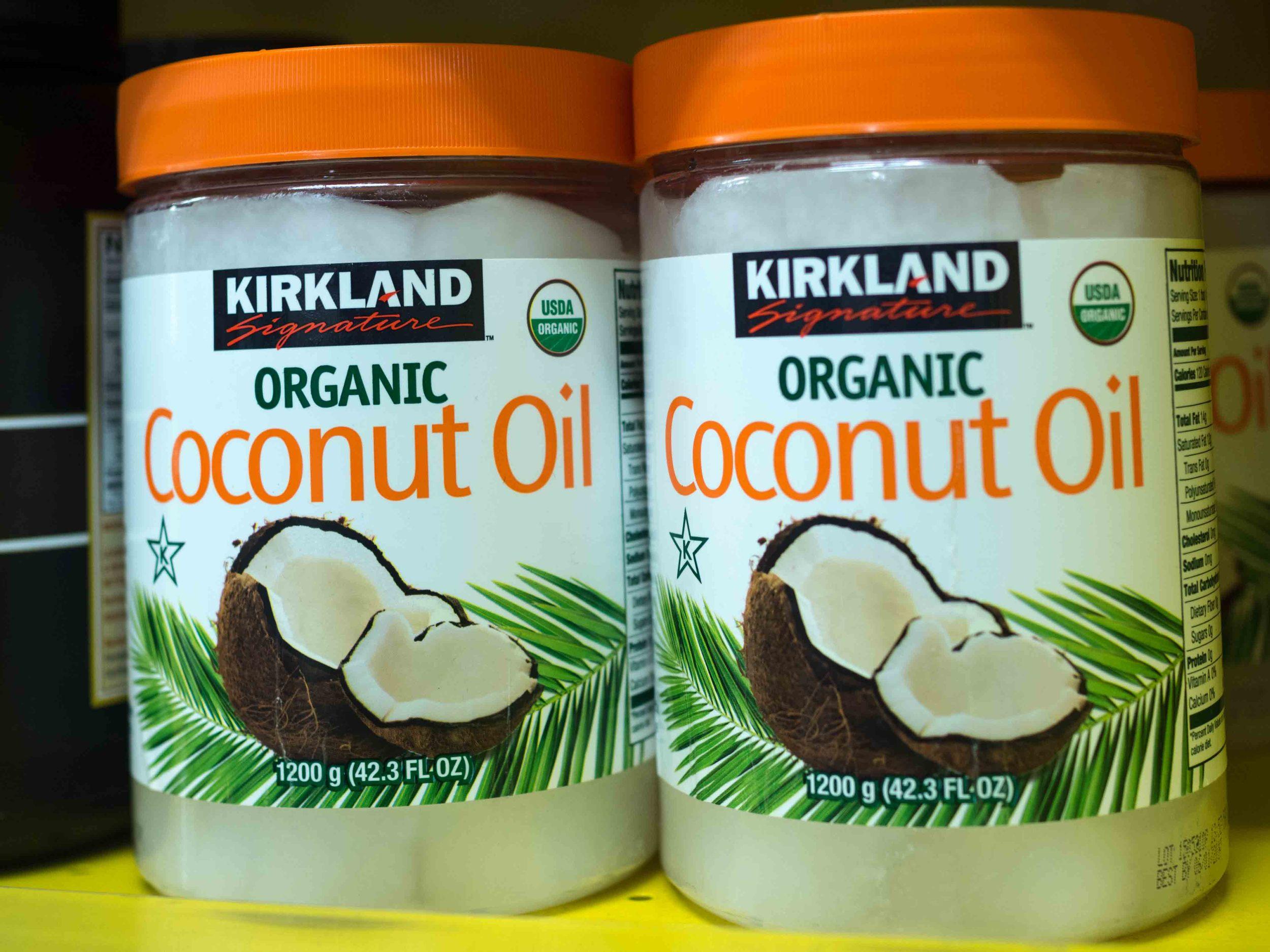 Kirkland Signature Organic