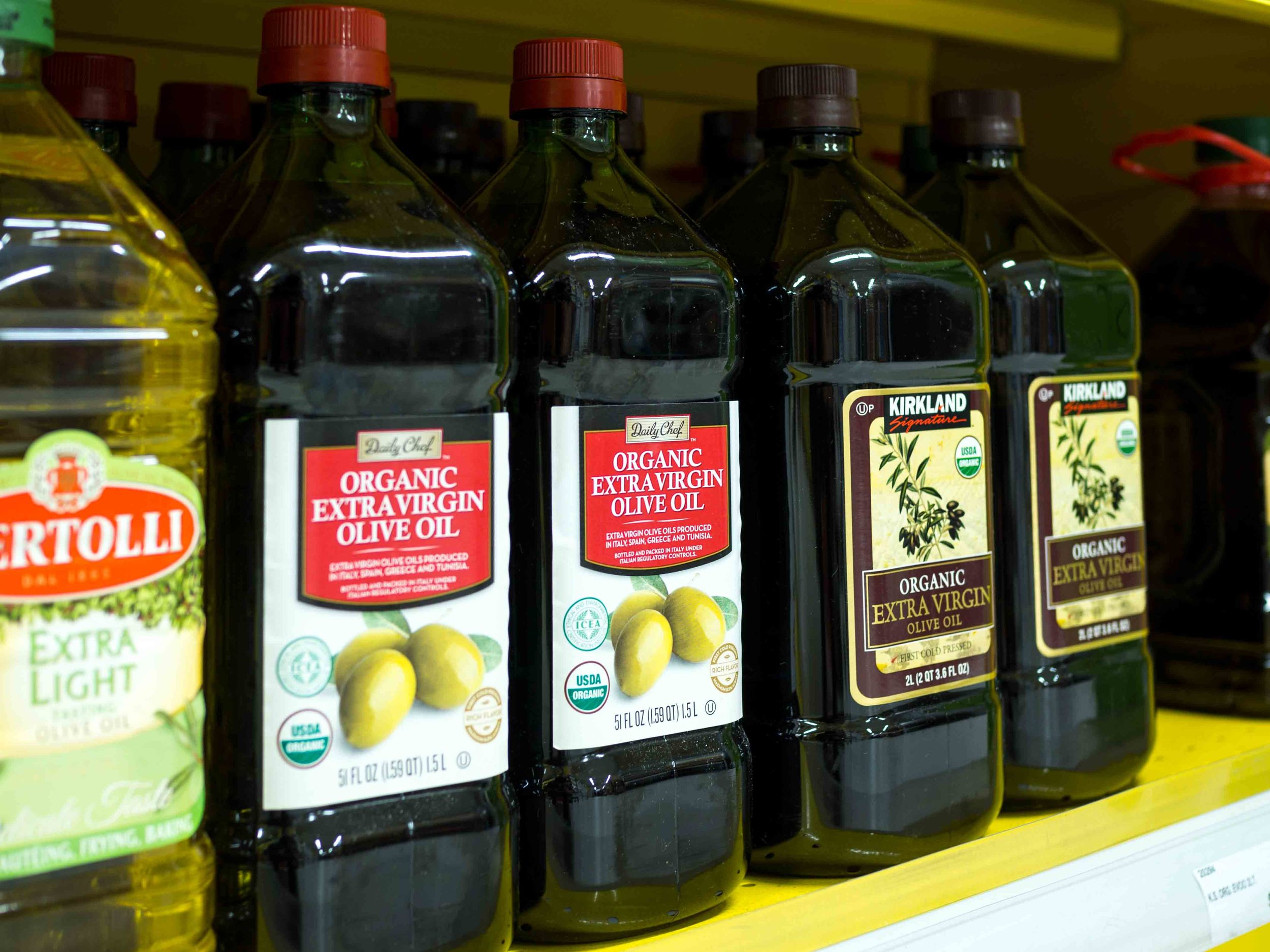 Daily Chef Organic Extra Virgin Olive Oil