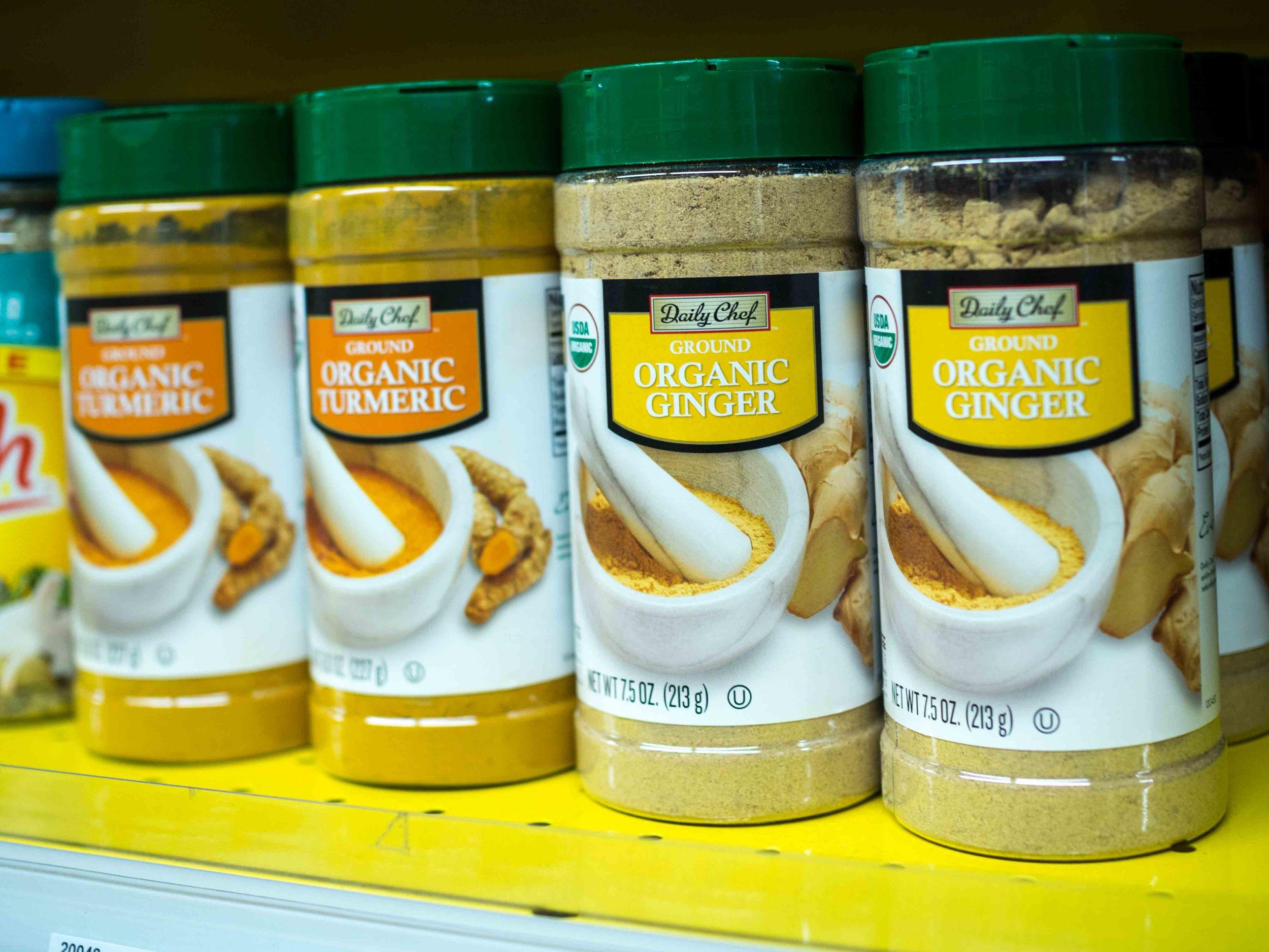Daily Chef Organic Ground Ginger