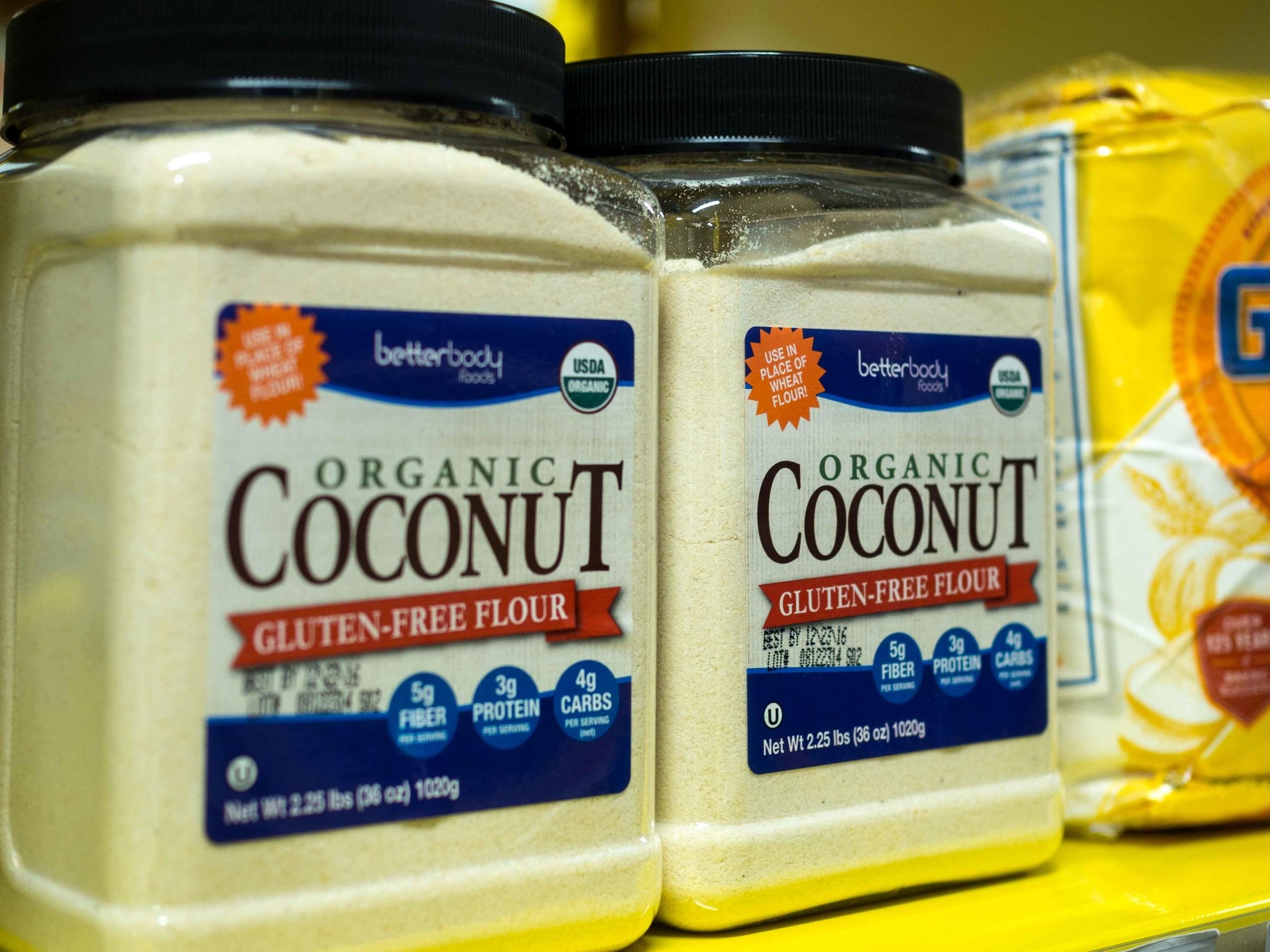 BetterBody Organic Coconut Flour