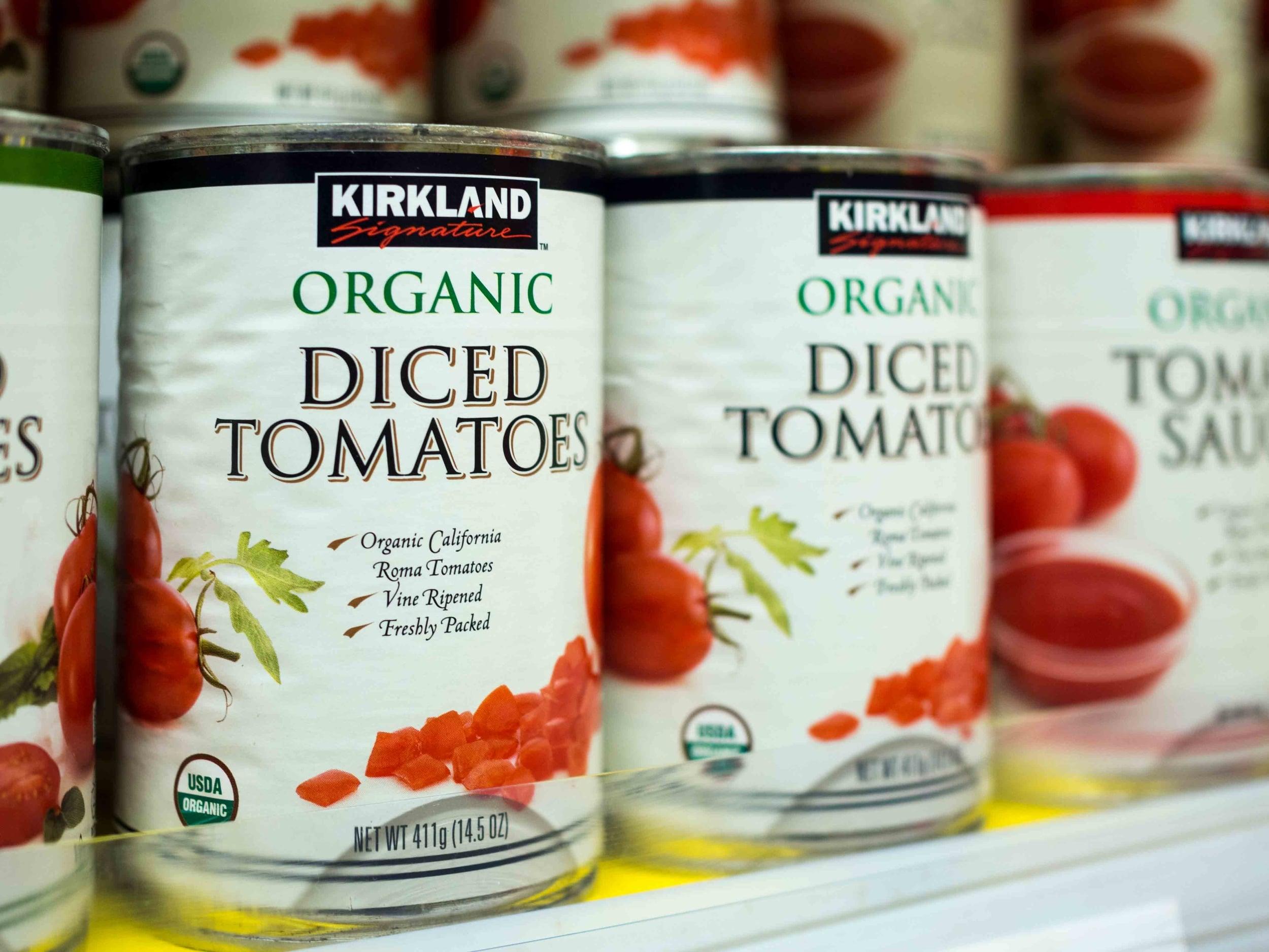 Organic California Diced Tomatoes