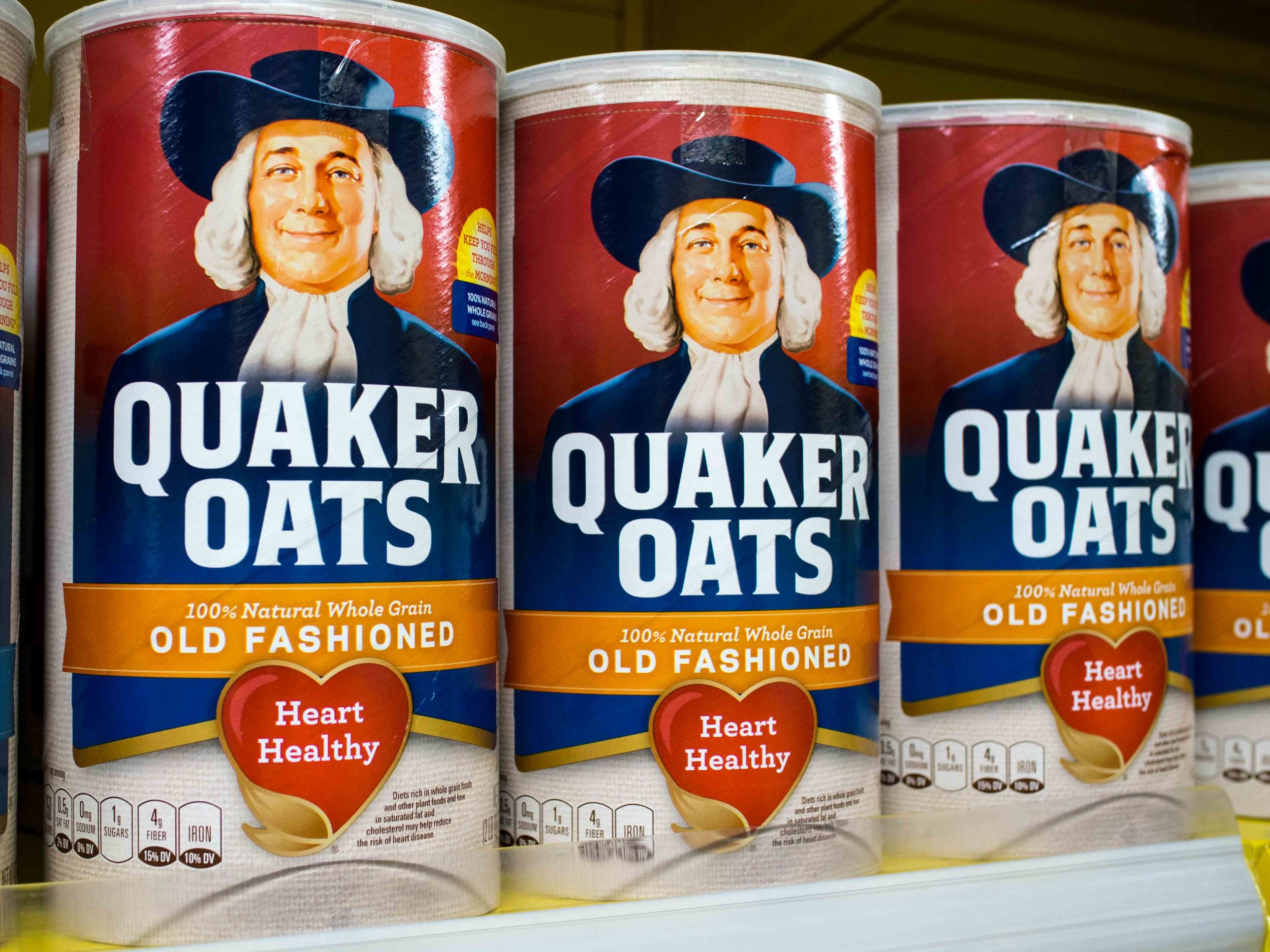 Quaker Oats Old Fashion Oat Meal