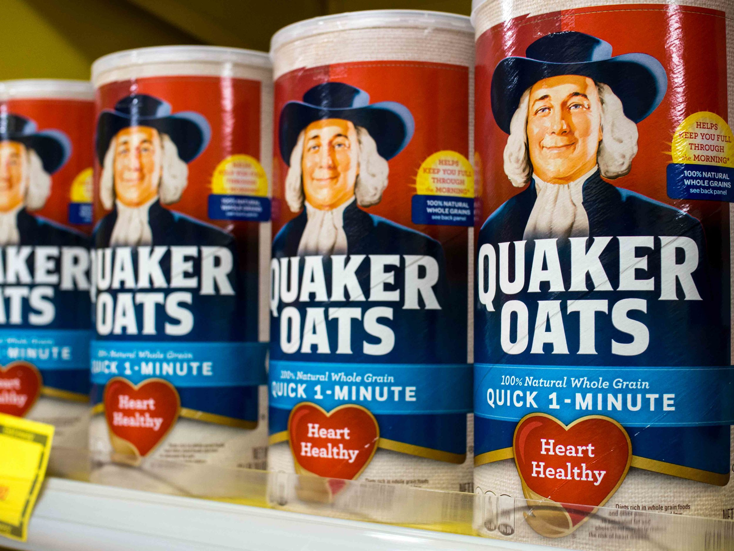 Quaker Oats 1-Minute Oat Meal