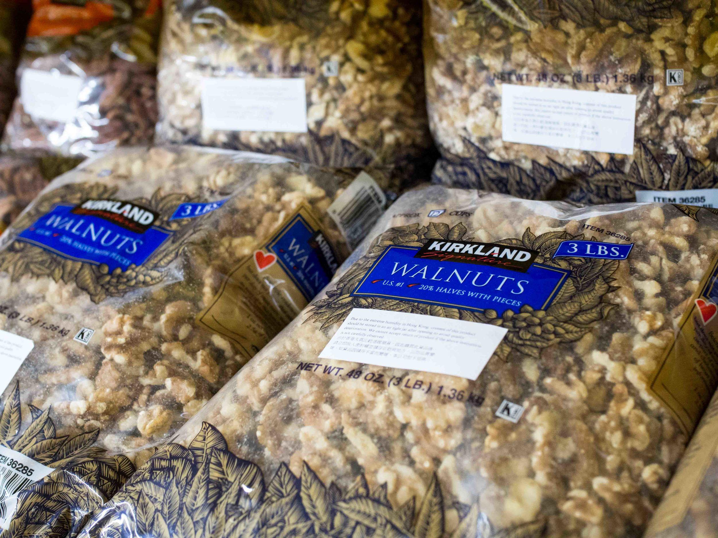 Kirkland Walnuts