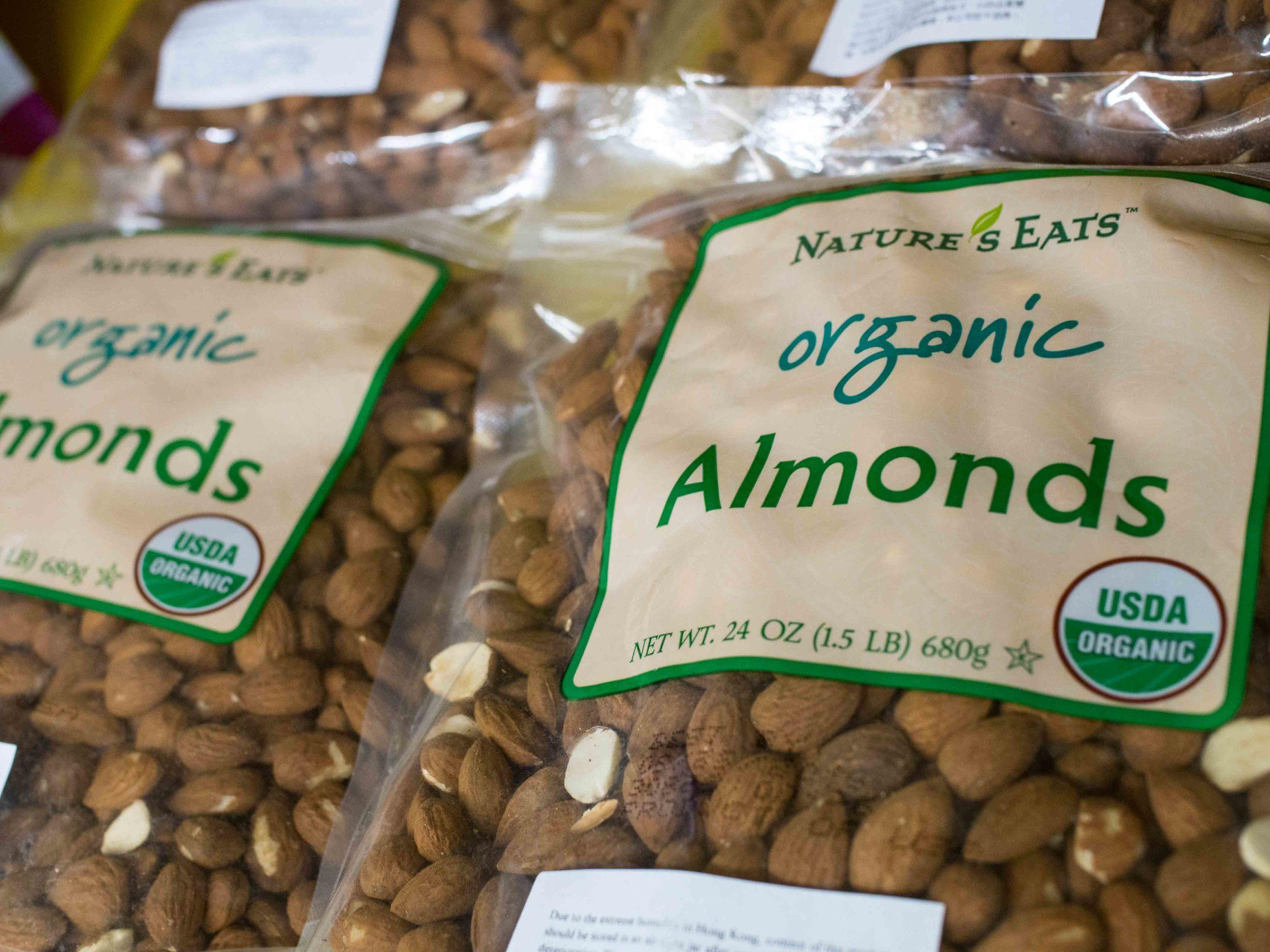 Nature's Eats Organic Almond