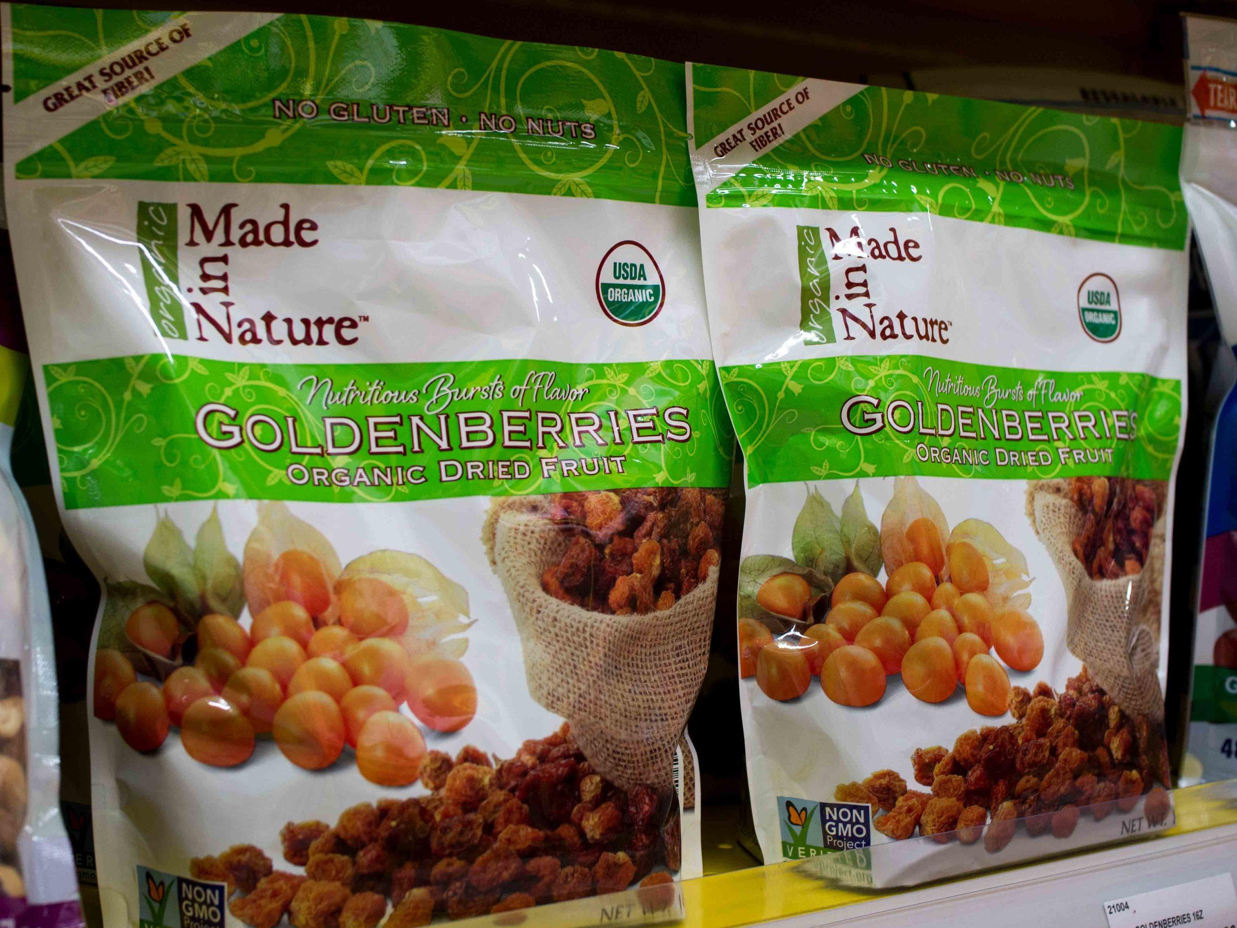 Made in Nature Golden Berries