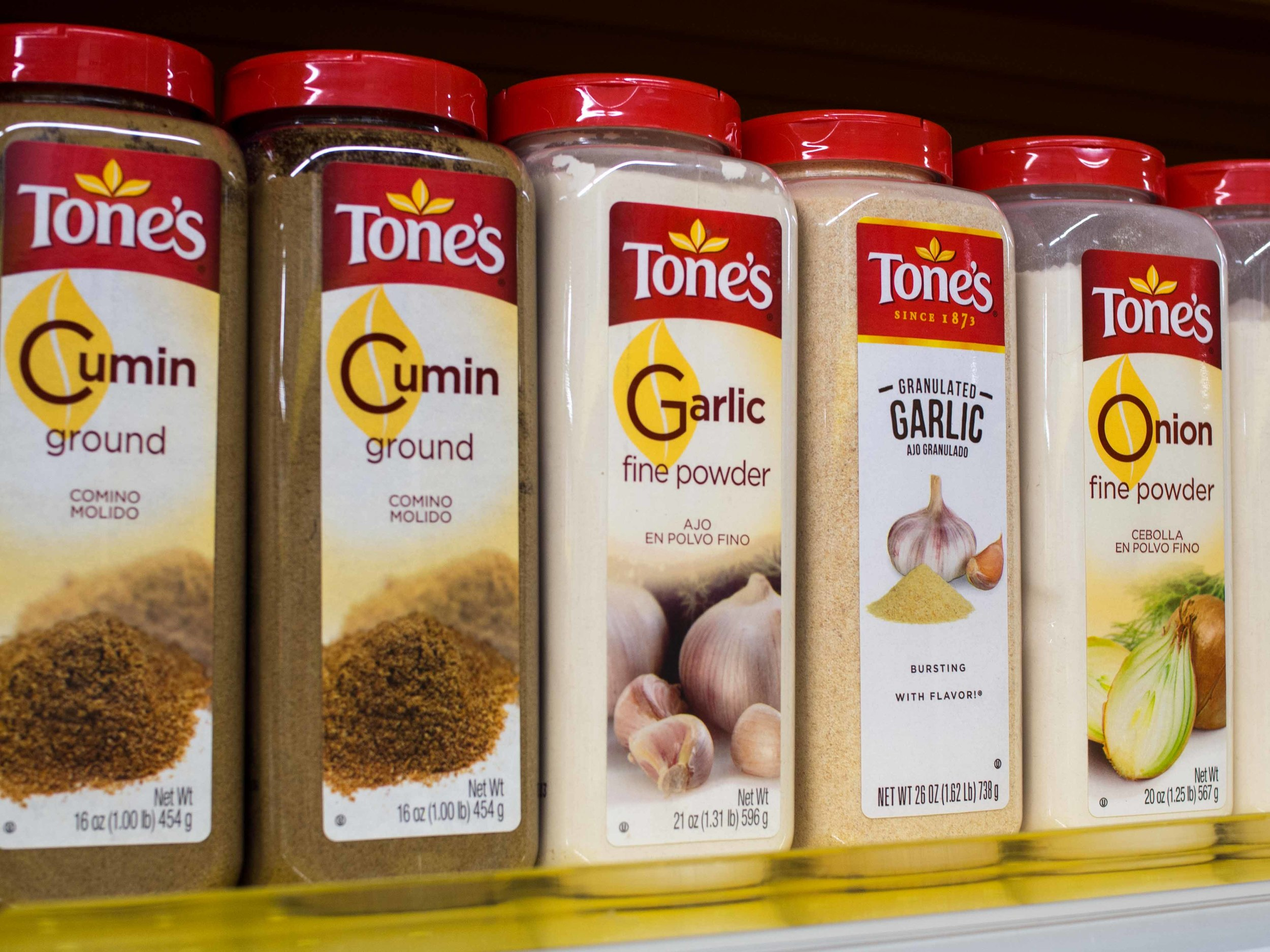 Tone's Spices