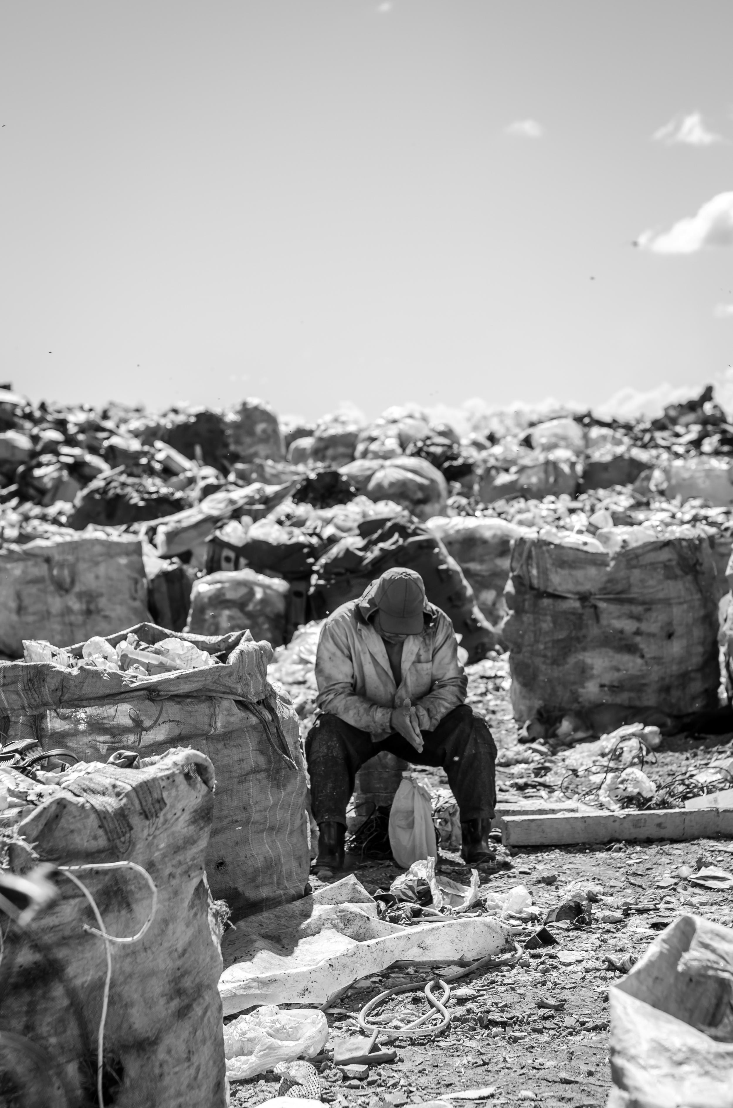 The dump just outside of Brasilia.