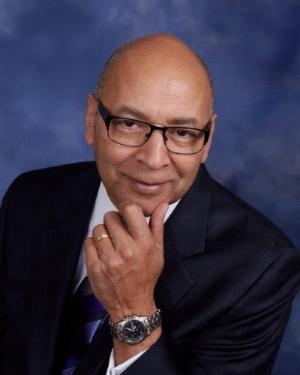 Reverend Reuben J. Boyd Jr. Senior Pastor
