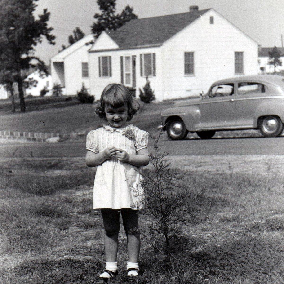 Plainview Avenue, 1950