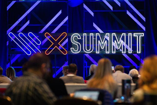 The WX Summit is going on now in Park City. Incredible content and it looks pretty good IMO 😬 #wxsummit19 @teemforwork