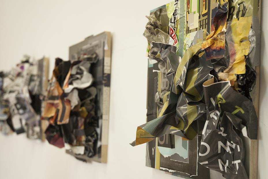 Works in progress at Gratkowski's studio in Gardena, CA. Photo © Aimee Santos