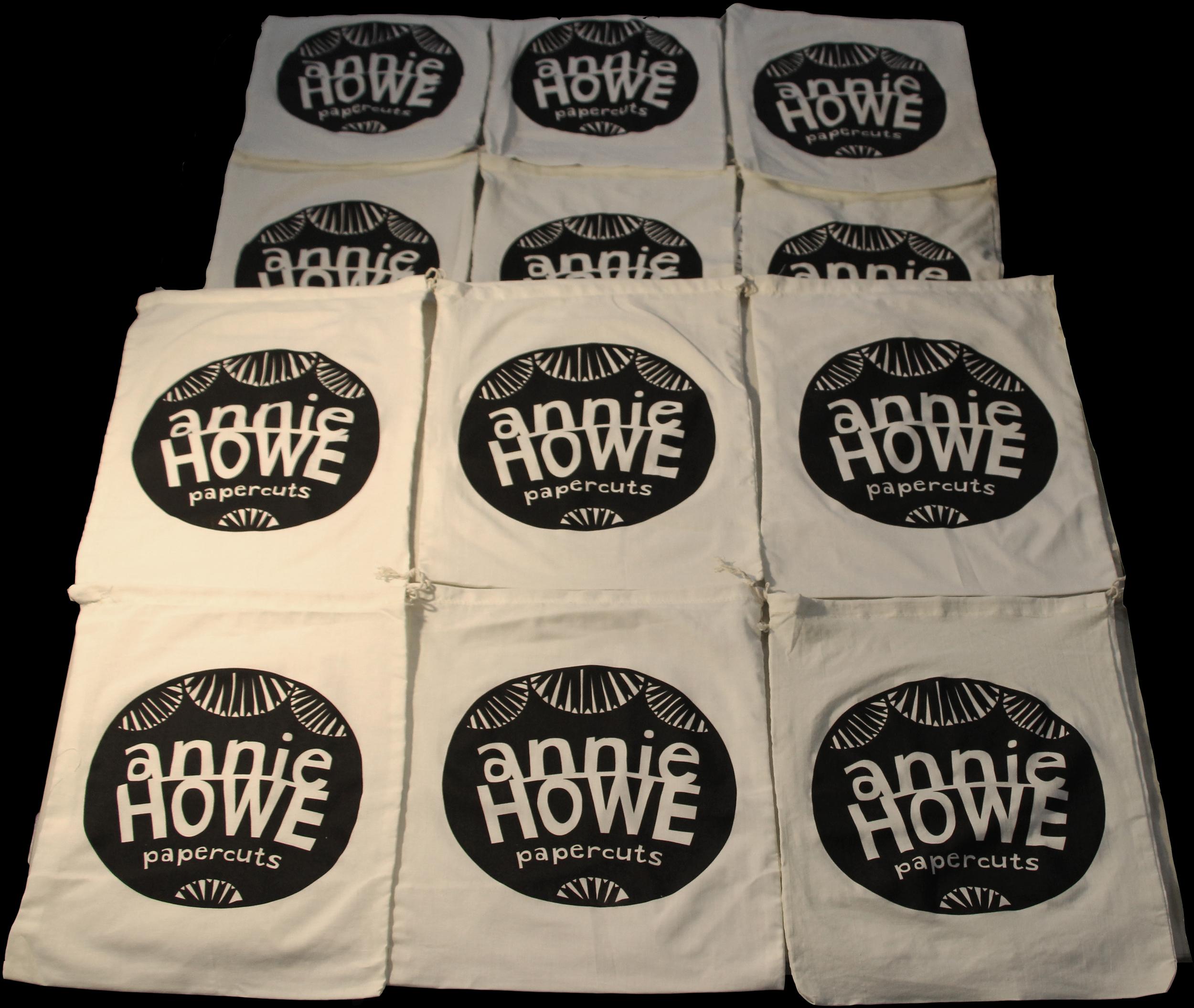 Annie Howe Papercuts