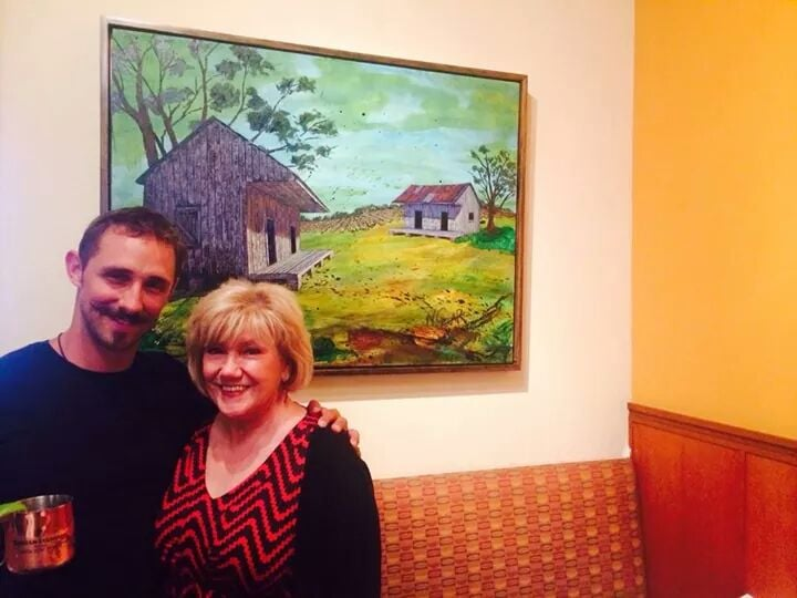 "Congrats Mary on your purchase of ""Slave Barns!"""