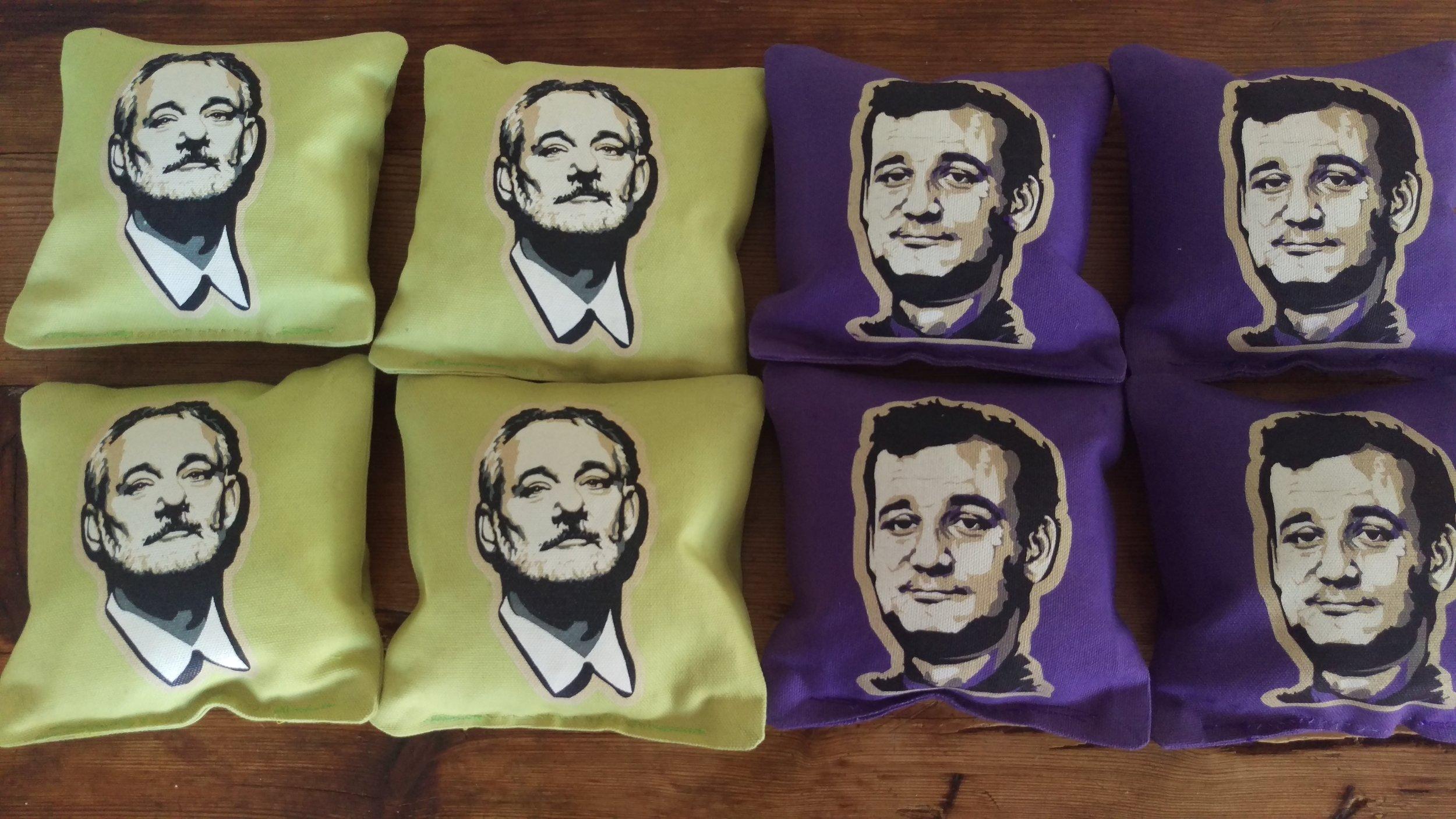Bags of Bill.