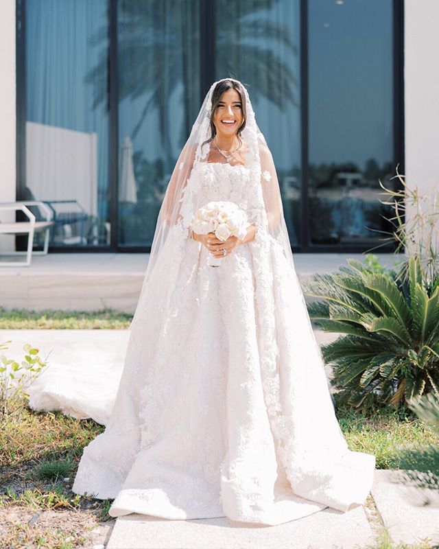 Gorgeous bride Pakinam in her stunning dress while waiting for Ahmed on their first look. - - - - #worldwideweddings #weddingdayphotos #destinationweddingvenue #weddingphotoinspirations #destinationdubai #dubaibrides #weddingindubai #weddingphotographerdubai #photographerindubai #uaegram #weddingphotoideas #bridalphotoshoot #bridalphoto #uaephotographer #photographerdubai #dubailiving #weddingphotographersociety #elopementwedding #dubailove #bridalshoot #elopementcollective #weddingshoot #weddingphotoinspiration #weddingphotographers #weddingdestination #weddinggoals #dubaiweddingplanner #weddingvibes #dubailife
