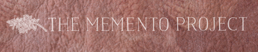 The Memento Project Title
