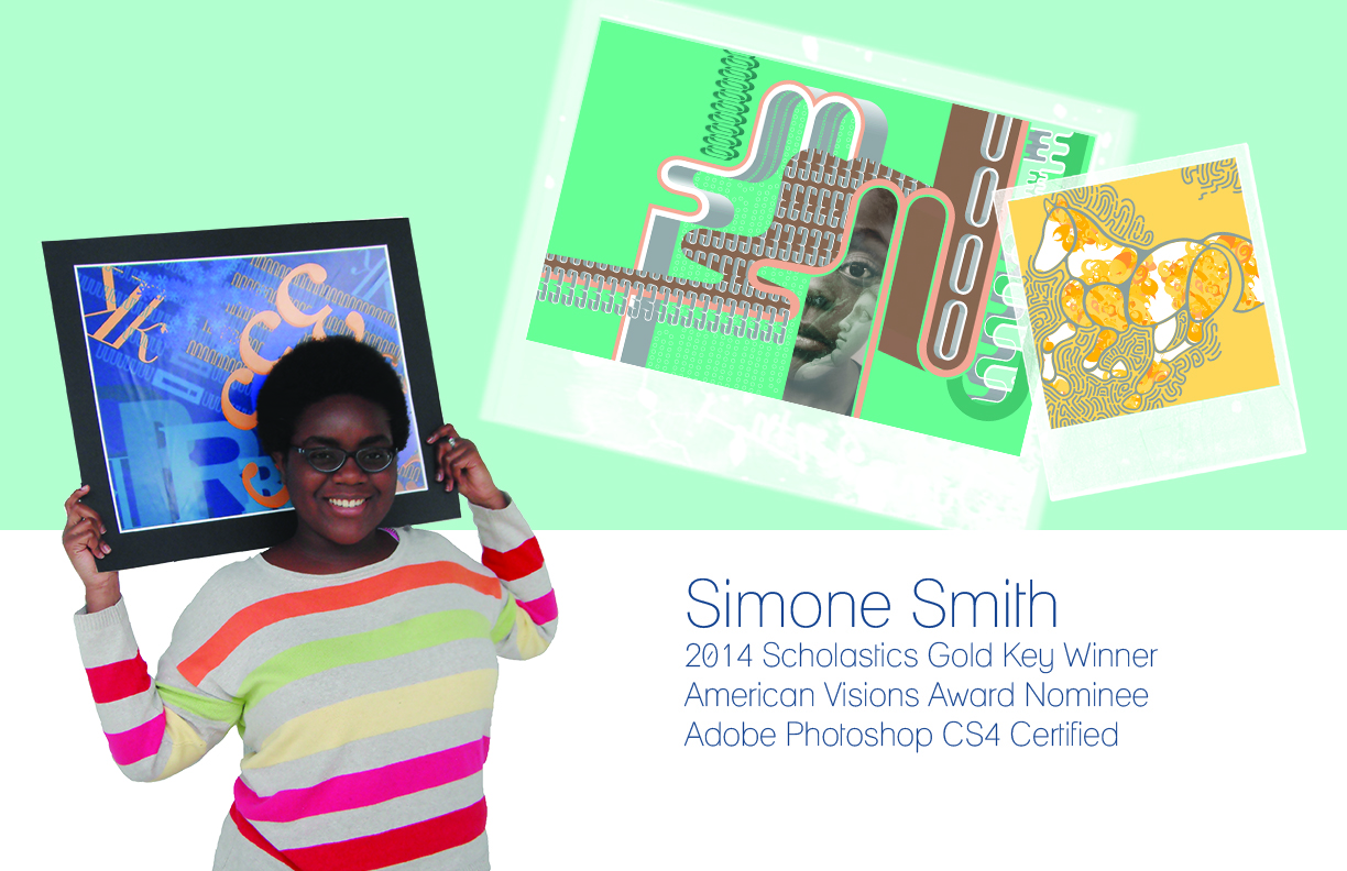 Simone Smith, Senior 2014