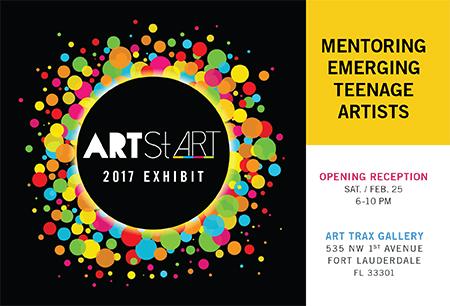 ART StART Invitation