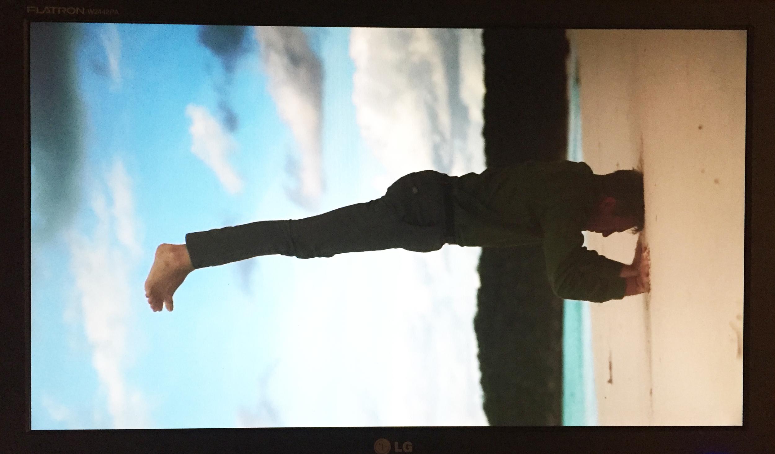 Richard Jochum Atlas Goes Superman (Cat Island) HD Video 1920 x 1280 px/ TRT 2min: 17 sec, loop 2016