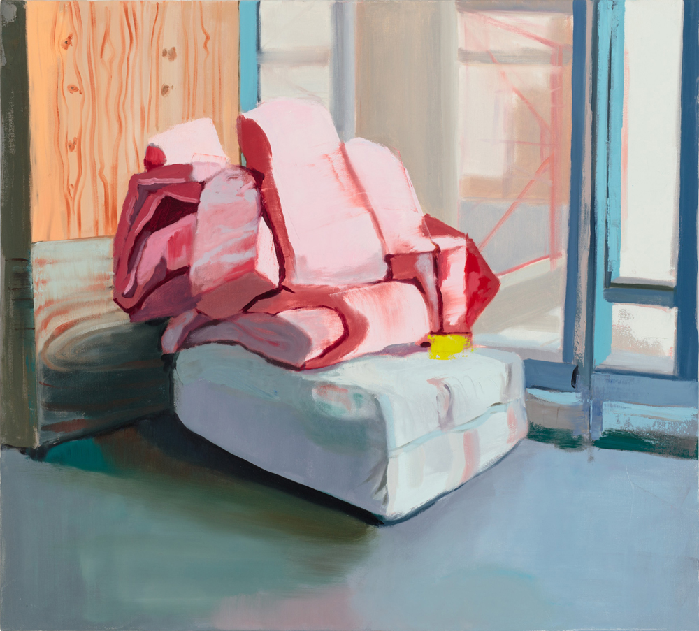 Cotton Candy  2016, oil on canvas  30x33 inches
