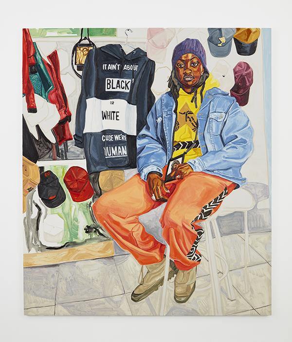 09_WEB_ FLOOR_Fallou, oil on canvas, 90 x 78, 2018 - Massiel Mafes.jpg