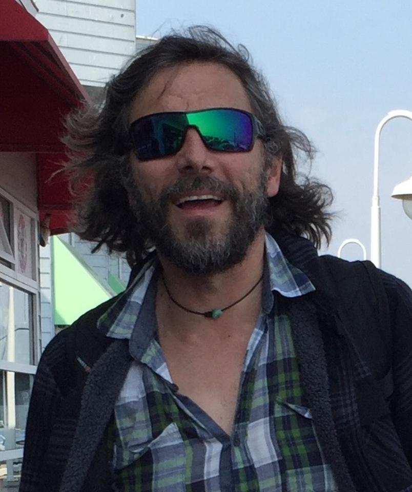 Stefan @ Santiago, Chile