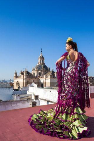 Ideas Trajes de Flamenca y Recogidos Quinta parte.jpg