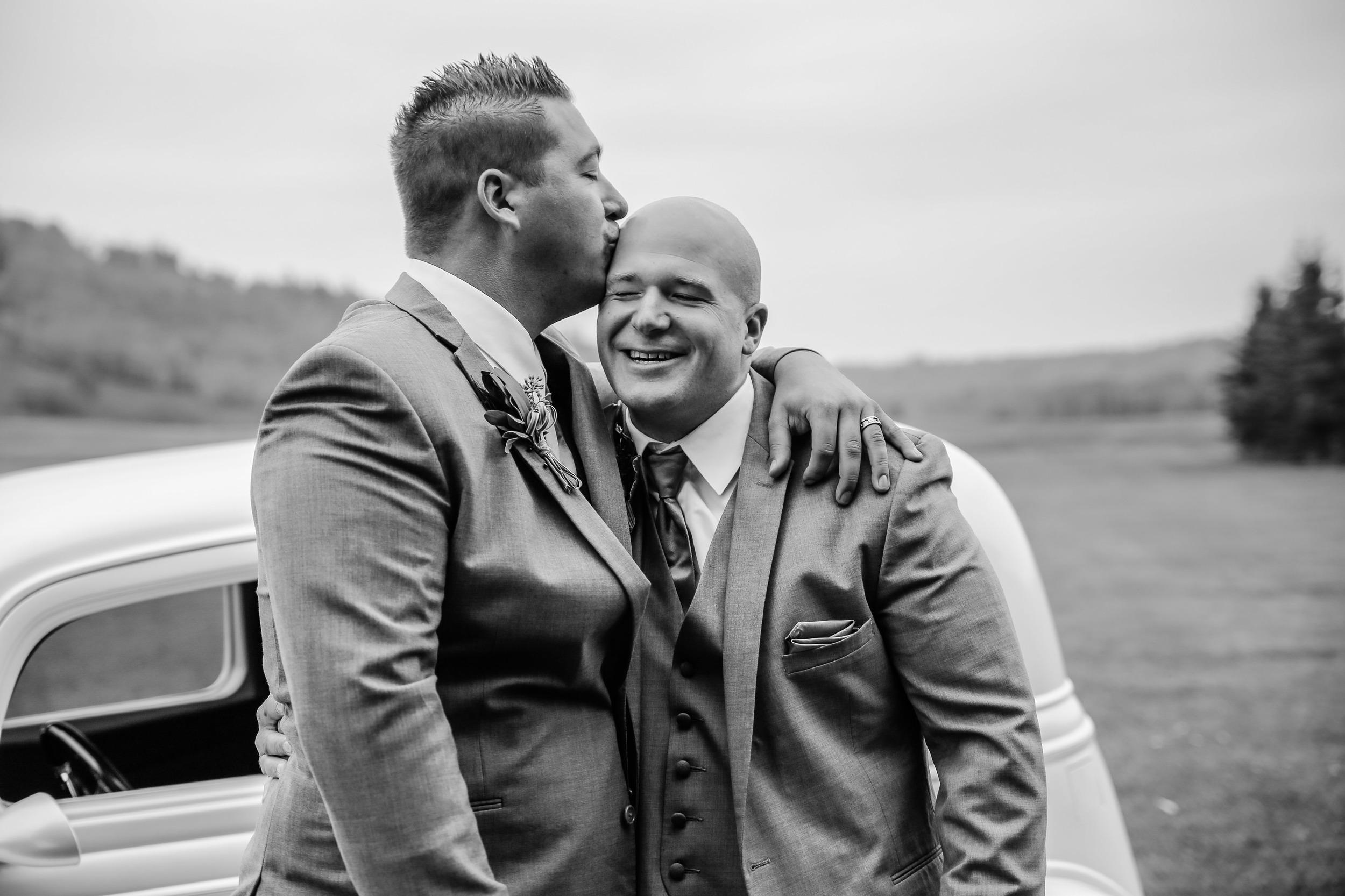 Groomsman Love - Photography by Benamoz 2015 Wedding Contest.jpg