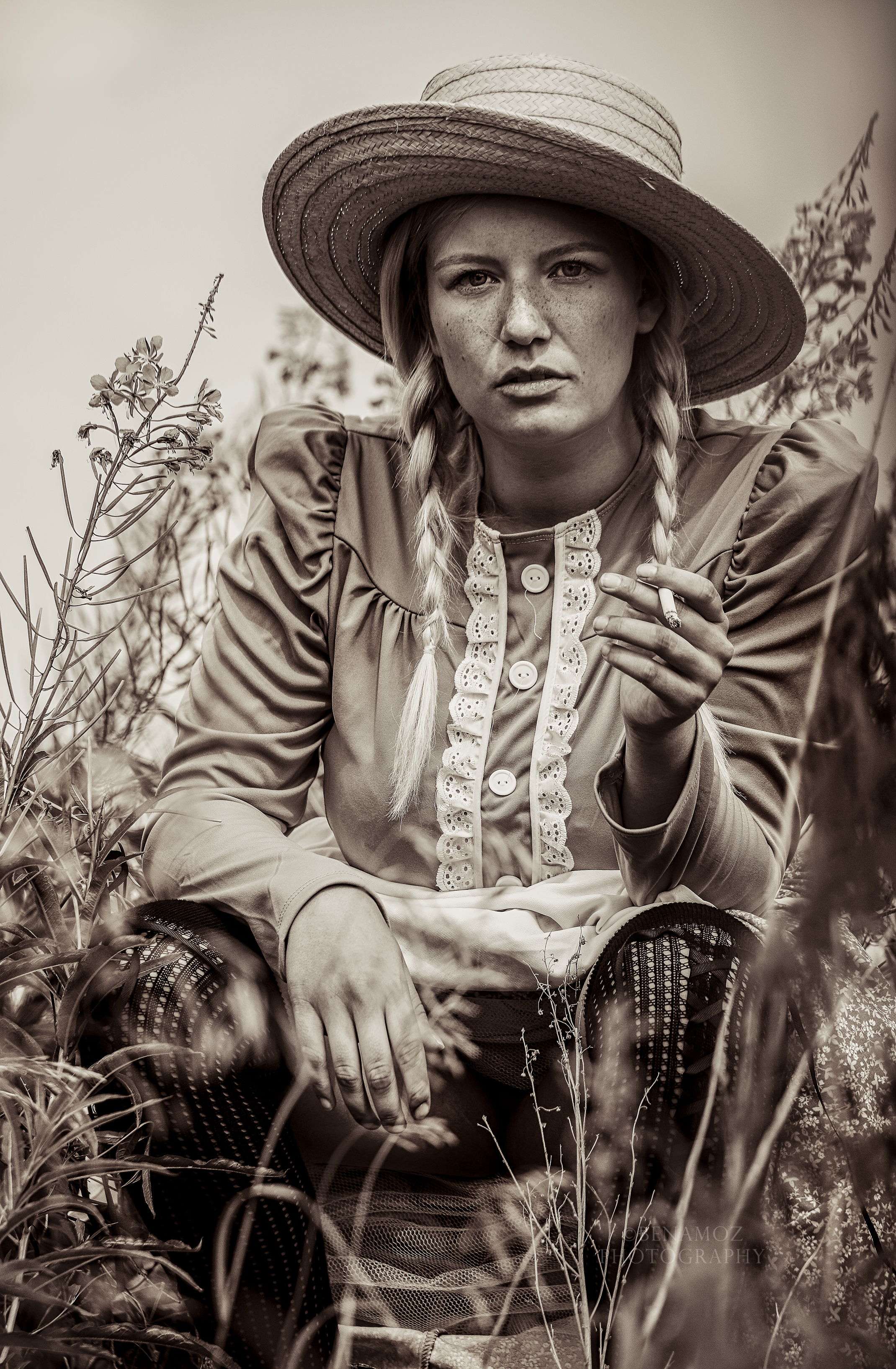 """Wild Woman"" by Photography by Benamoz Ltd."