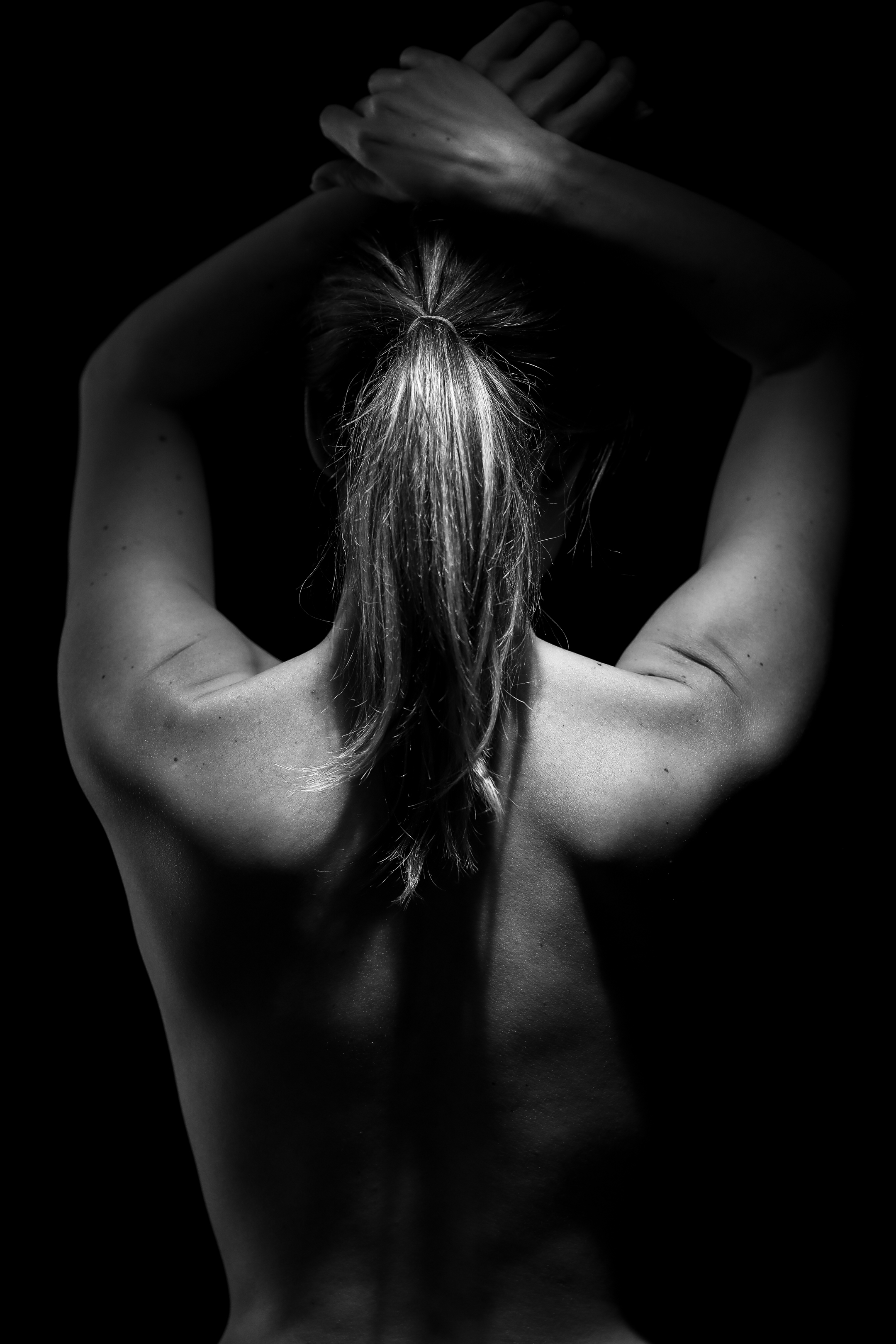Photography by Benamoz - Ponytail