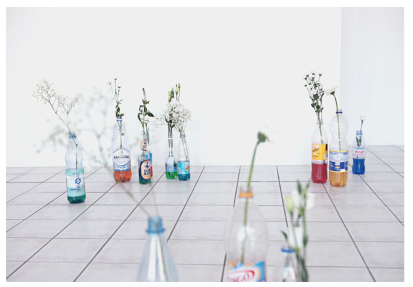 Mia Goyette, Antifreeze (Fortified Flower Vases), 2012-2014