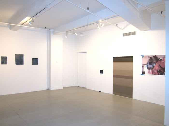 Installation View of Prolonged Engagement