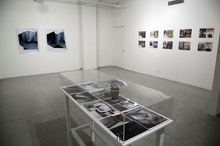 Installation View of Resonance and Repetition